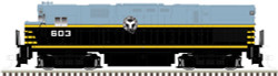 Atlas Classic Silver Series HO 10002541  DCC Ready Alco C424 Belt Railway of Chicago #604