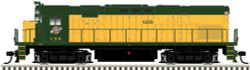 Atlas Classic Silver Series HO 10002543 Classic Silver Series DCC Ready Alco C425 Chicago & North Western #4257