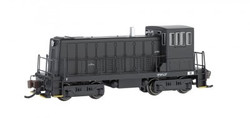 Bachmann N 82051 GE 70 Ton Diesel Switcher DCC Equipped Painted Black - Unlettered