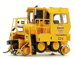 Broadway Limited Imports HO 6003 Trackmobile Ready To Run DC Version CN