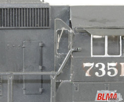 BLMA N 17 Detail Parts EMD Spartan Cab Doors 2 per pack