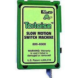 Circuitron Tortoise Switch Machines 800-6012, 12-pack