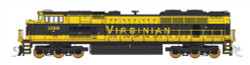 Fox Valley Models N 71155 SD70ACe Norfolk Southern #1069 - Virginian Heritage Scheme