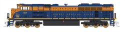 Fox Valley Models N 71157 SD70ACe Norfolk Southern #1071 - Central of New Jersey Heritage