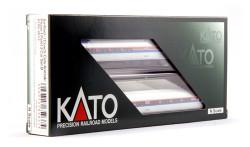 Kato N 106-8013 Amfleet I Coach Phase I Paint 2-Car Set B
