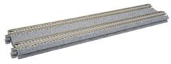 "Kato N 20-004 Unitrack Concrete Tie Double Track Straight 248mm 9 3/4"" 2 pieces"