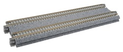 "Kato N 20-012 Unitrack Concrete Tie Double Track Straight 186mm 7 5/16"" 2 pieces"
