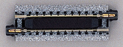 "Kato N 20-032 Unitrack Straight Track 64mm 2 1/2"" Magnetic Uncoupler Track"