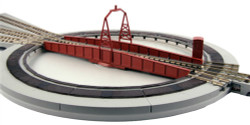 Kato N scale Unitrack Modular Electric Turntable