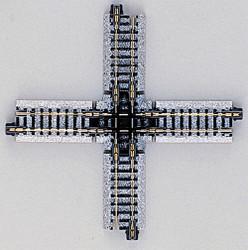 "Kato N 20-320 Unitrack 90 Degree Crossing 124mm  4 7/8"""