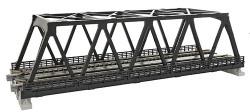 Kato N 20-438 Unitrack Double Track Truss Bridge, Black 248mm (9 3/4)