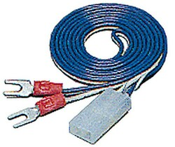"Kato N/HO Unitrack 24-843 Adapter Cord 35"" 1 pair"