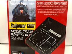 MRC AA300 Rail Power 1300 Model Train Power Pack for HO/N