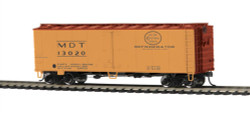 MTH HO 85-78038 40' Steel Sided Reefer Merchants Dispatch MDT #13020