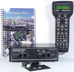 NCE DCC 5240001 Power PH-Pro 5 Amp Starter Set