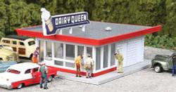 Walthers Cornerstone N 933-3845 Vintage Dairy Queen - Kit