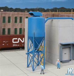 Walthers Cornerstone WAL9334087 Particulate Dust Cyclone - Modern Industrial Park -- Kit