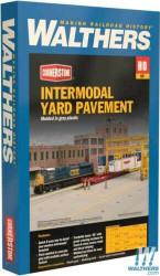 Walthers Cornerstone HO 933-4120 Intermodal Yard Pavement - Kit