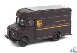 Walthers SceneMaster HO 949-14001 UPS Package Car - Assembled - United Parcel Service Modern Shield Logo