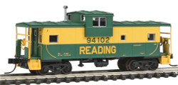 Atlas N 50000987 Extended Vision Caboose No Roofwalk Reading RDG #94106
