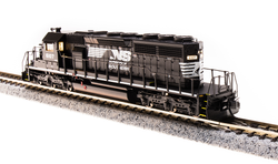 Broadway Limited Imports N 3714 EMD SD40-2 Norfolk Southern NS #6159 Horsehead Scheme Paragon3 Sound/DC/DCC
