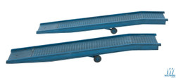 Walthers Cornerstone 933-4130 HO Loading Ramp 2 - Pack