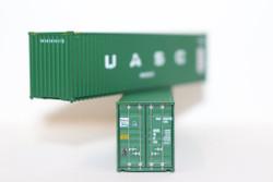 Jacksonville Terminal Company N 405010 40' High Cube UASC 2-Pack