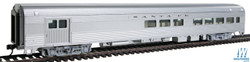 Walthers Mainline HO 910-30052 85' Budd Baggage-Lounge Ready to Run Santa Fe