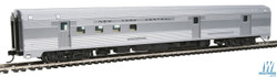 Walthers Mainline HO 910-30305 85' Budd Baggage-RPO Ready to Run New York Central