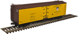 Atlas Master HO 20004743 40' Wood Reefer American Refrigerated Transit ART #247