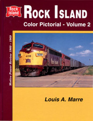 Four Ways West Publications - Books,  Rock Island - Color Pictorial - Volume 2