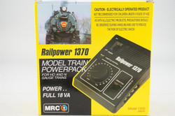MRC AA370 Rail Power 1370 Model Train Power Pack for HO/N