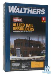 Walthers Cornerstone N 933-3211 Allied Rail Rebuilders - Kit