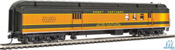 Walthers Proto HO 920-17404 70' Heavyweight Railway Post Office - Baggage Great Northern GN Clerestory Roof