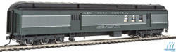 Walthers Proto HO 920-17406 70' Heavyweight Railway Post Office - Baggage New York Central NYC Clerestory Roof