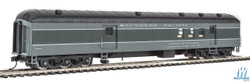 Walthers Proto HO 920-17408 70' Heavyweight Railway Post Office - Baggage Southern Pacific SP Arch Roof