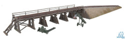 Walthers Cornerstone HO 933-4093 Coal Trestle - Kit
