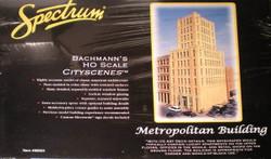 Bachmann Spectrum HO 88003 Metropolitan Building - Kit