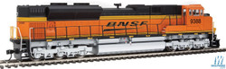 Walthers Mainline HO 910-9845 EMD SD70ACe Diesel Locomotive DCC Ready  Burlington Northern Santa Fe BNSF #9388
