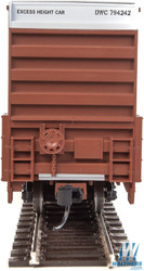 Walthers Mainline HO 910-2912 60' High Cube Plate F Boxcar - Ready to Run - Canadian National DWC #794242
