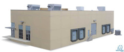 Walthers Cornerstone HO 933-4132 Small Business Center - Kit