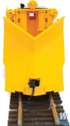 Walthers Proto HO 920-110111 Jordan Spreader Chicago & North Western - Yellow - Employee Owned Logo CNW #11967