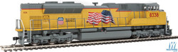 Walthers Mainline HO 910-19852 EMD SD70ACe Diesel Locomotive, ESU Sound & DCC, Union Pacific UP #8338