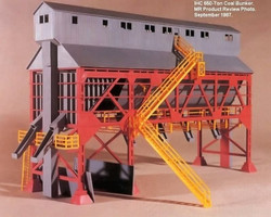 IHC N Scale #5300 Cheyenne 650 Ton Coal Bunker Kit