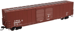 Atlas Master Line N 50001997 ACF 60' Auto Parts Box Car Canadian Pacific CPAA # 205091