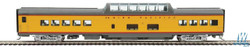 Walthers Proto Deluxe Edition HO 920-9563 85ft ACF Dome-Coach Union Pacific City of Los Angeles UP #7000