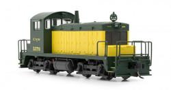 Arnold Hornby HN 2256  EMD SW1 Diesel Switcher Chicago & North Western CNW # 1270