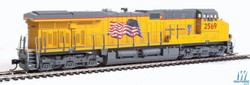 Walthers Mainline HO 910-20174 GE ES44AC Evolution Series GEVO Locomotive with DCC/ESU Sound Union Pacific UP#2569