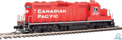 Walthers Mainline HO 910-20405 EMD GP9 Phase II with Chopped Nose Locomotive with ESU Sound & DCC Canadian Pacific CP #1627