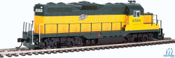 Walthers Mainline HO 910-20406 EMD GP9 Phase II with Chopped Nose Locomotive with ESU Sound & DCC Chicago & North Western CNW #4506